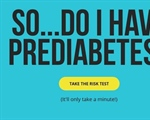 Do I Have Prediabetes? Take the Risk Test