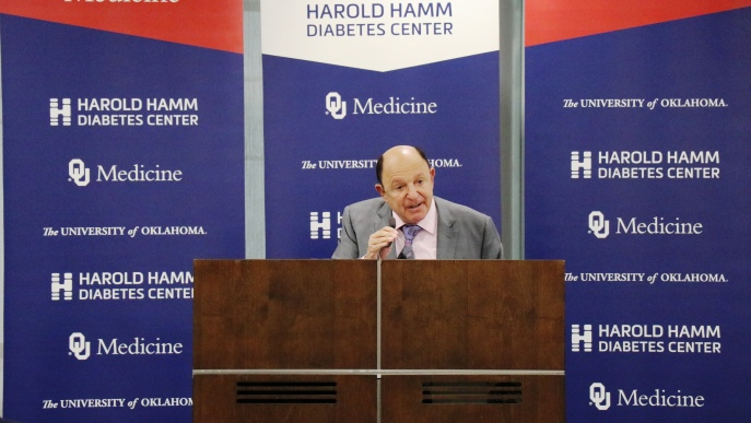 Dr. Ralph DeFronzo's 2017 Hamm Lecture